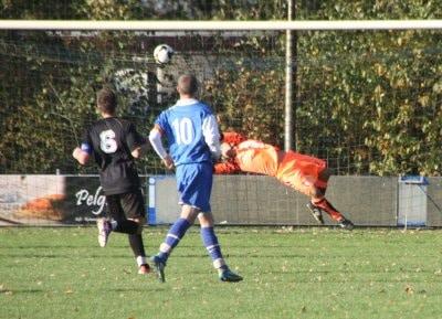 Volkel ten onder in doelpuntrijke wedstrijd bij ELI: 4-3