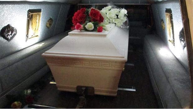begrafenisauto