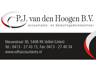 van den Hoogen BV Accountants en Belasting