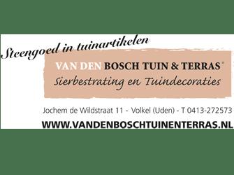 van den Bosch Tuin en Terras