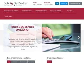 Accountants & Belastingadv. Bolk en De Bekker bv