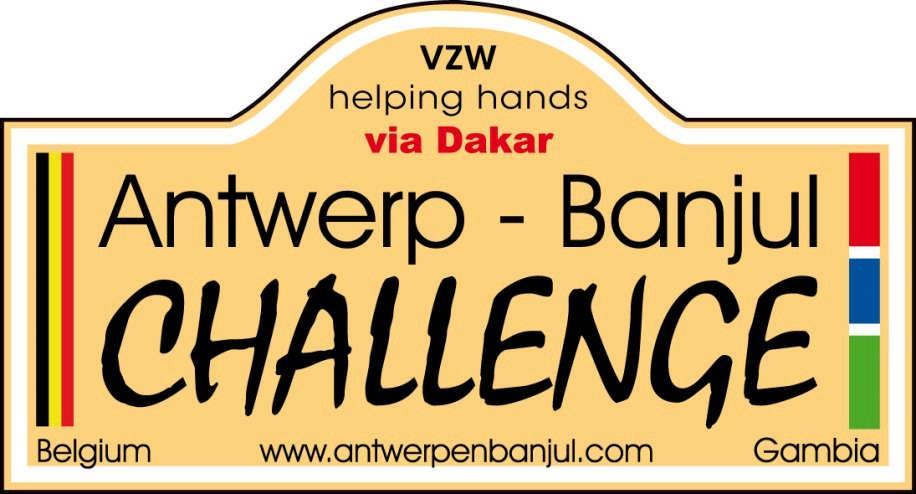 Info avond Challenge Antwerpen-Banjul 2020