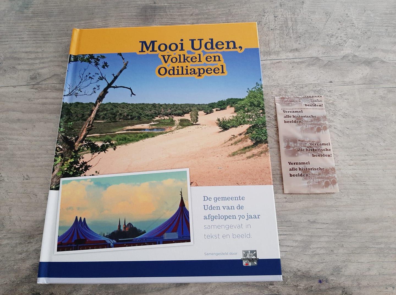 Historisch plaatjesverzamelboek over Uden-Volkel-Odiliapeel