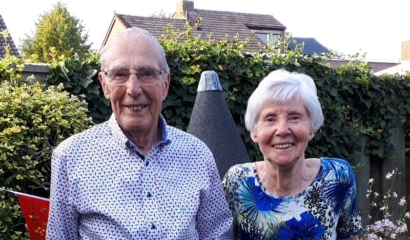 Gerrit en Tonny vonden elkaar op de kermis: 'Het was liefde op het eerste gezicht'