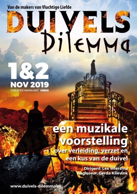 """Duivels Dilemma"" in theater Markant"